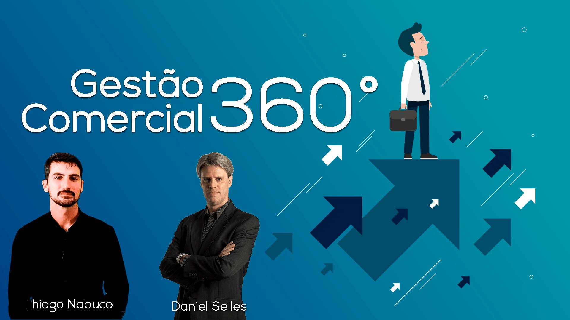 Gestão Comercial 360 Graus